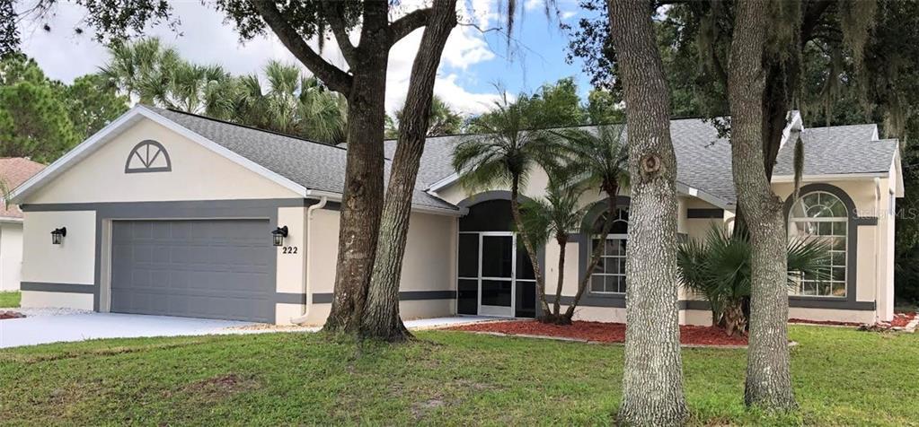 222 HALLCREST TER Property Photo - PORT CHARLOTTE, FL real estate listing