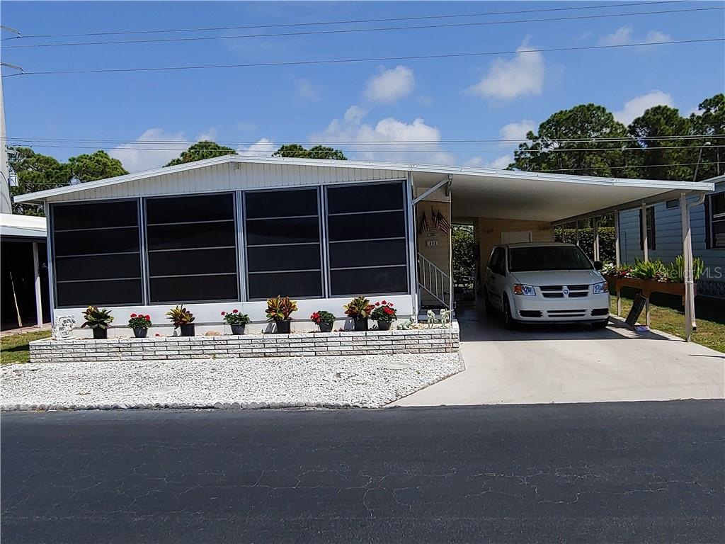 232 PALM AIR DR #122 Property Photo - OSPREY, FL real estate listing