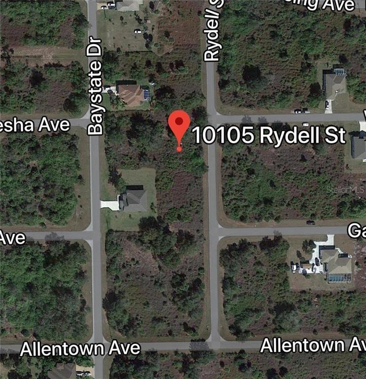 10105 Rydell Street Property Photo