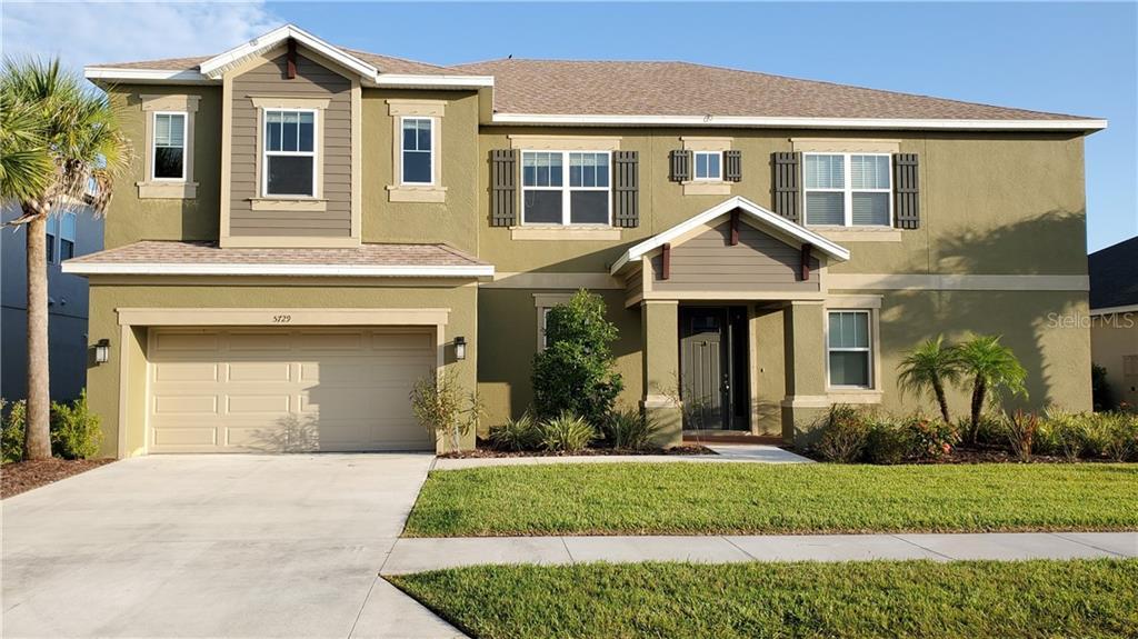 5729 HYDRANGEA CIR Property Photo - SARASOTA, FL real estate listing
