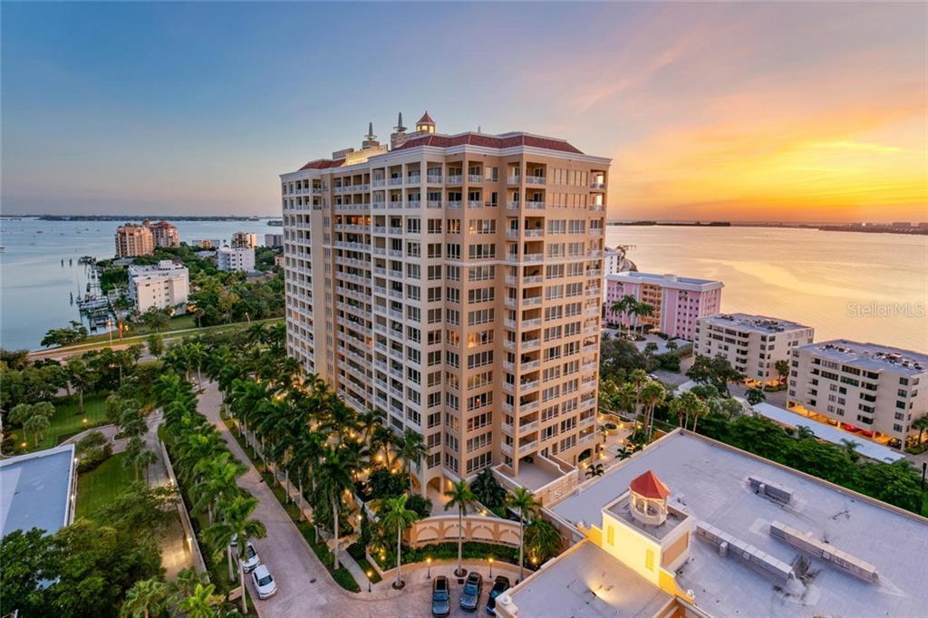 35 WATERGATE DRIVE #1601 Property Photo - SARASOTA, FL real estate listing