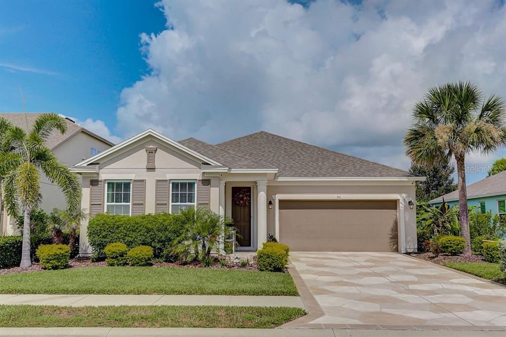 961 MOLLY CIR Property Photo - SARASOTA, FL real estate listing