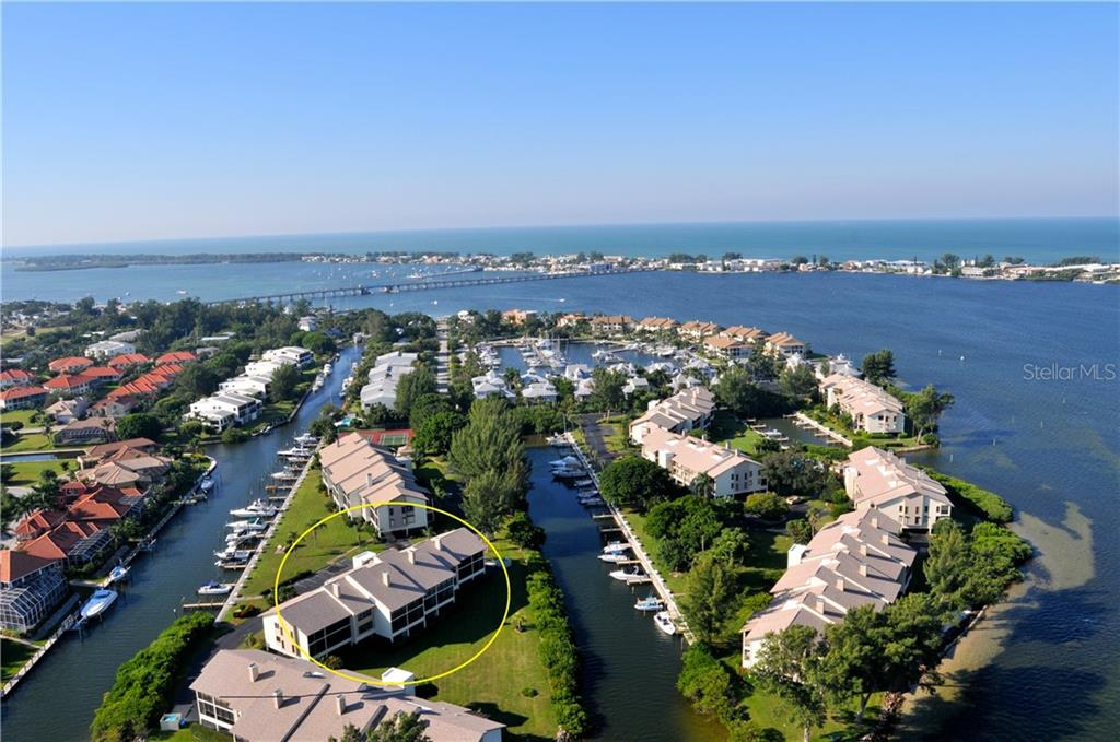 3850 MARINERS WALK #712 Property Photo - CORTEZ, FL real estate listing