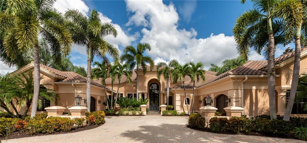 6923 WESTCHESTER CIRCLE Property Photo - LAKEWOOD RANCH, FL real estate listing