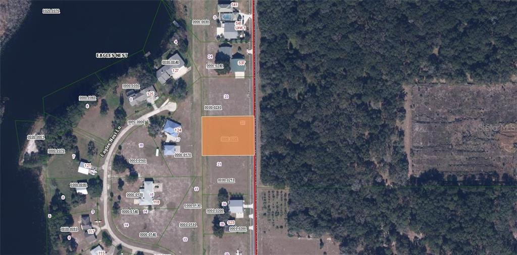 529 GEORGETOWN SHORTCUT ROAD Property Photo - CRESCENT CITY, FL real estate listing
