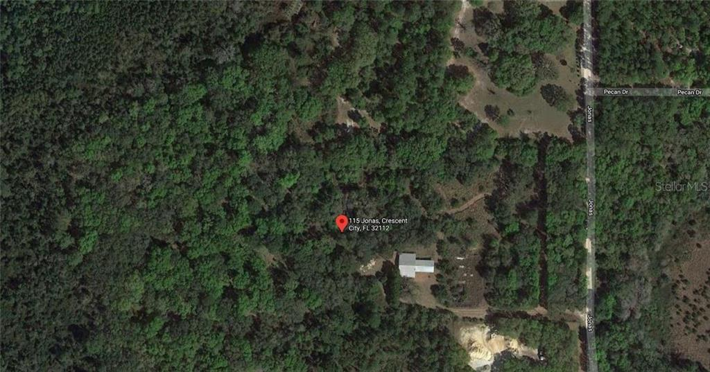 115 JONAS ROAD Property Photo - CRESCENT CITY, FL real estate listing
