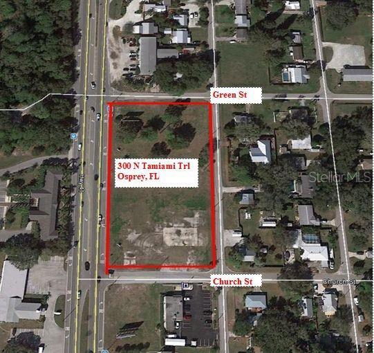 300 N TAMIAMI TRAIL Property Photo - OSPREY, FL real estate listing