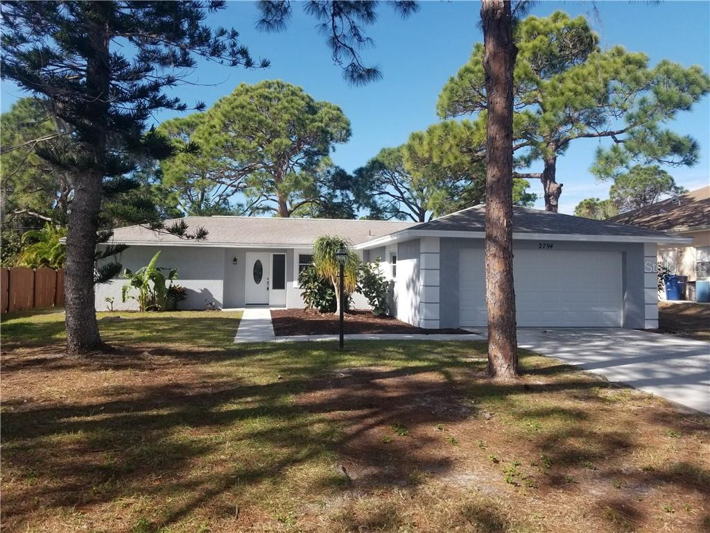 2794 Sunset Beach Drive Property Photo