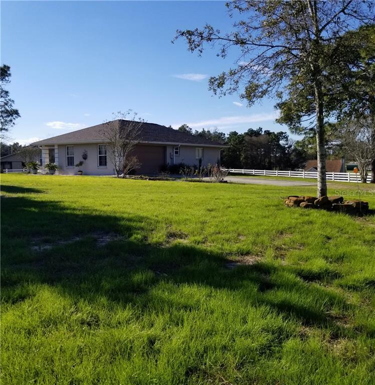 11140 SW 27TH AVENUE Property Photo - OCALA, FL real estate listing