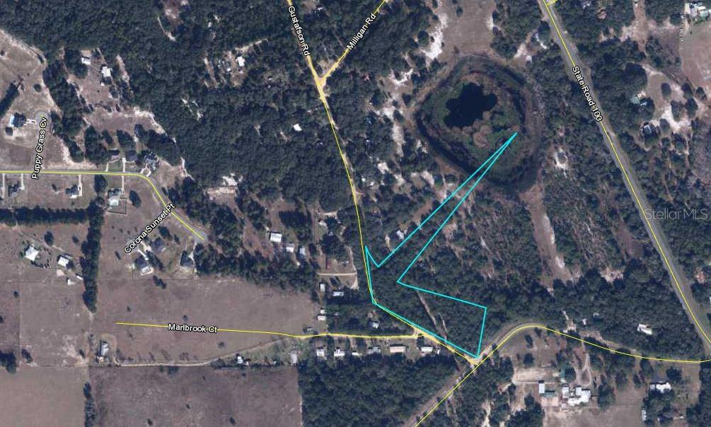8155 GUSTAFSON ROAD Property Photo - KEYSTONE HEIGHTS, FL real estate listing