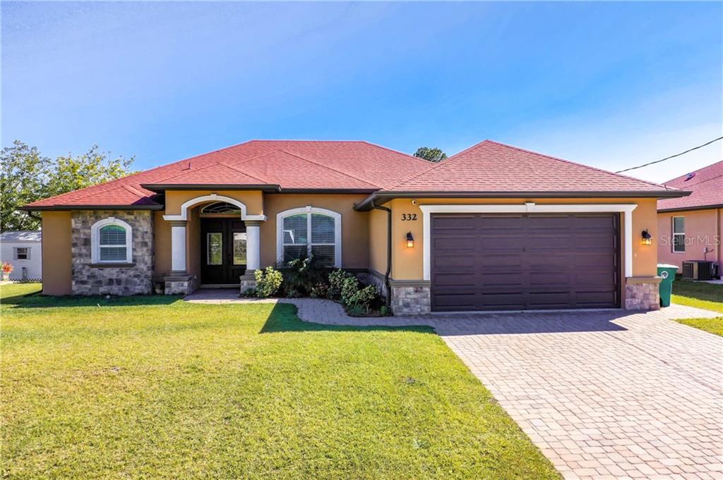 332 MCCABE STREET Property Photo - PORT CHARLOTTE, FL real estate listing