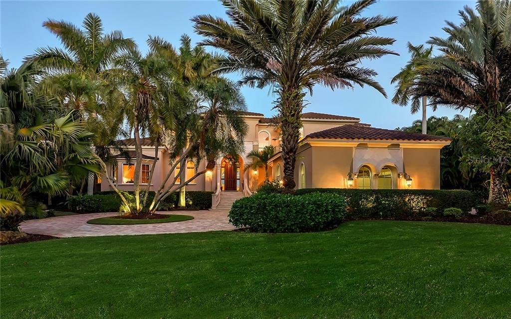 500 HARBOR POINT ROAD Property Photo - LONGBOAT KEY, FL real estate listing