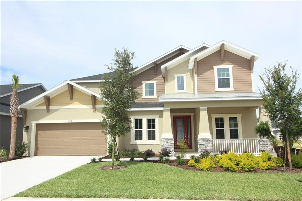 1126 Lakeside Estates Drive Property Photo