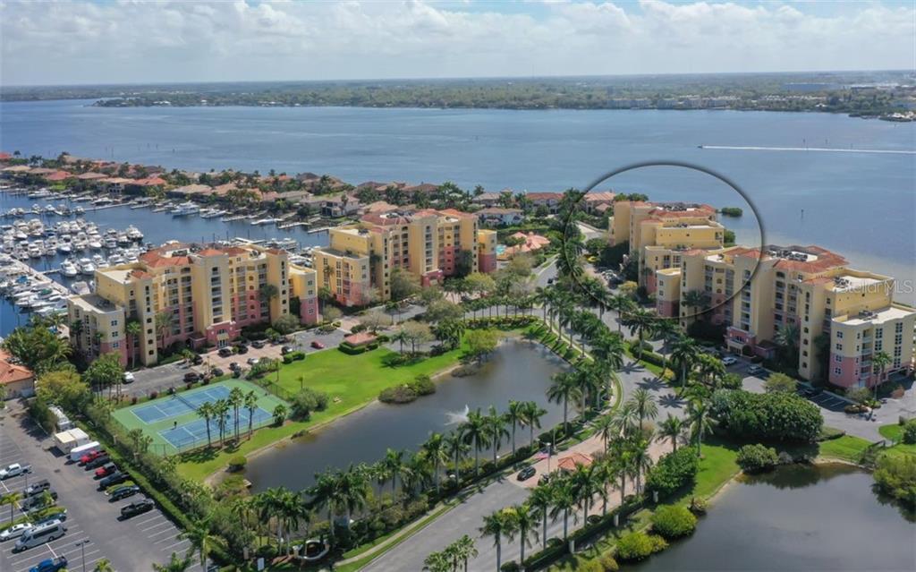 615 RIVIERA DUNES WAY #703 Property Photo - PALMETTO, FL real estate listing