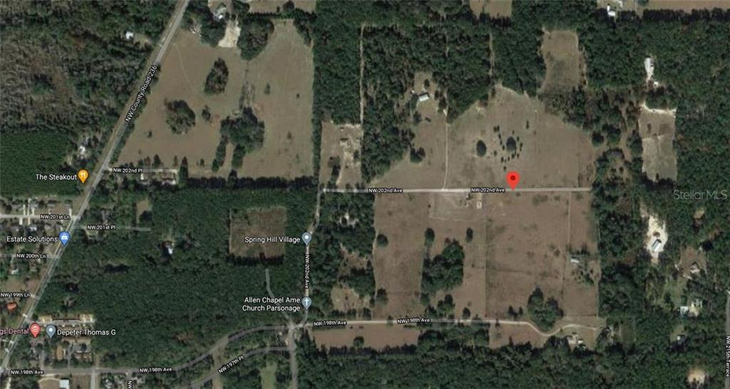 22050 NW 202ND AVENUE Property Photo - HIGH SPRINGS, FL real estate listing