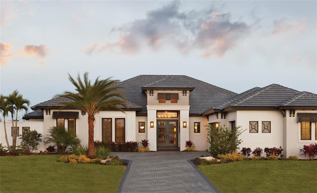 410 BLUE GARDEN LANE Property Photo - OSPREY, FL real estate listing