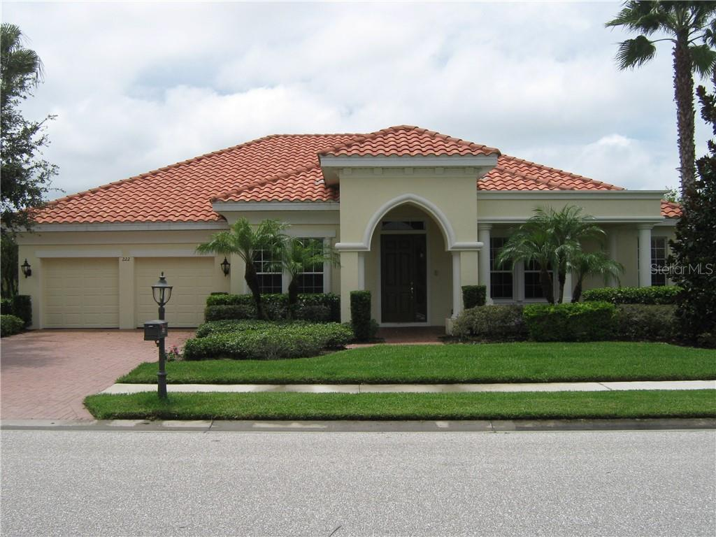 222 PESARO DRIVE Property Photo - NORTH VENICE, FL real estate listing