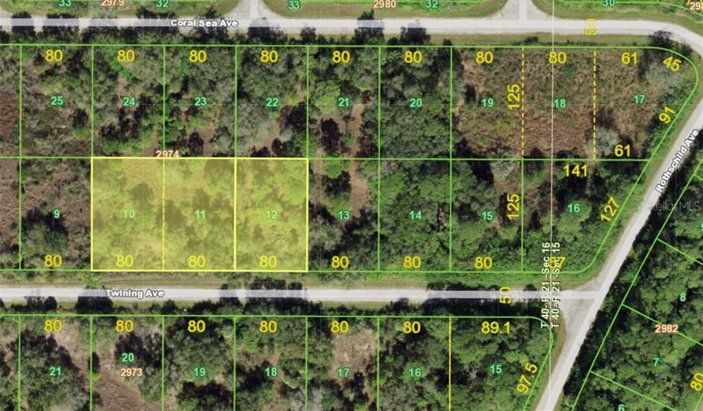 14488, 14496 & 14504 Twining Avenue Property Photo