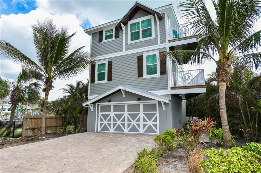 105 4TH STREET N Property Photo - BRADENTON BEACH, FL real estate listing