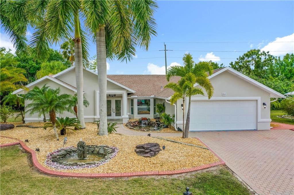 64 AMAZON DRIVE Property Photo - PUNTA GORDA, FL real estate listing
