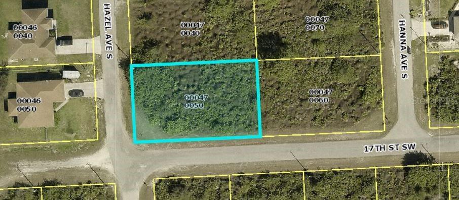 1609 HAZEL AVENUE S Property Photo - LEHIGH ACRES, FL real estate listing