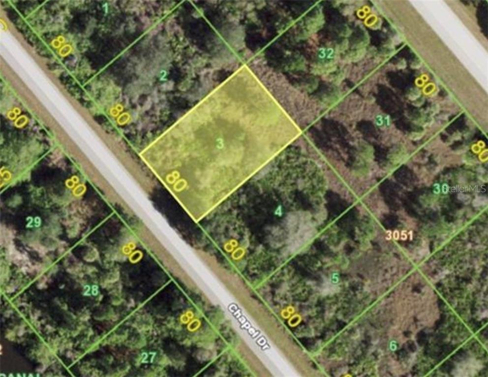 2336 Chapel Drive Property Photo
