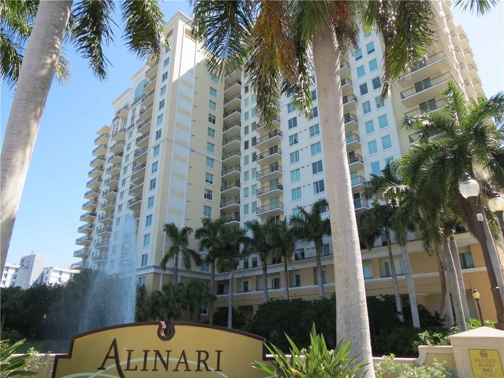 800 N TAMIAMI TRAIL #1003 Property Photo - SARASOTA, FL real estate listing