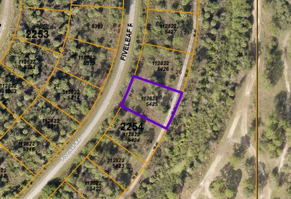 Fiveleaf Road Property Photo