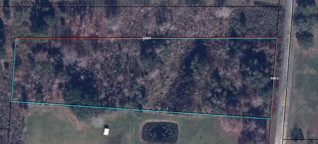2082 UNION ROAD Property Photo - MIDDLEBURG, FL real estate listing