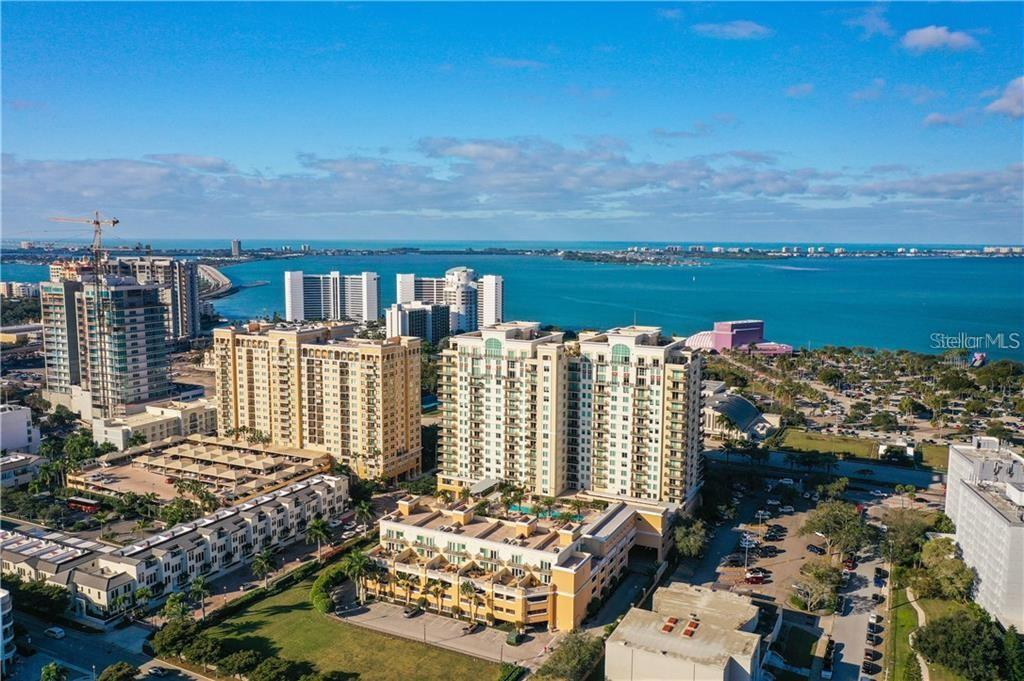 800 N TAMIAMI TRAIL #803 Property Photo - SARASOTA, FL real estate listing