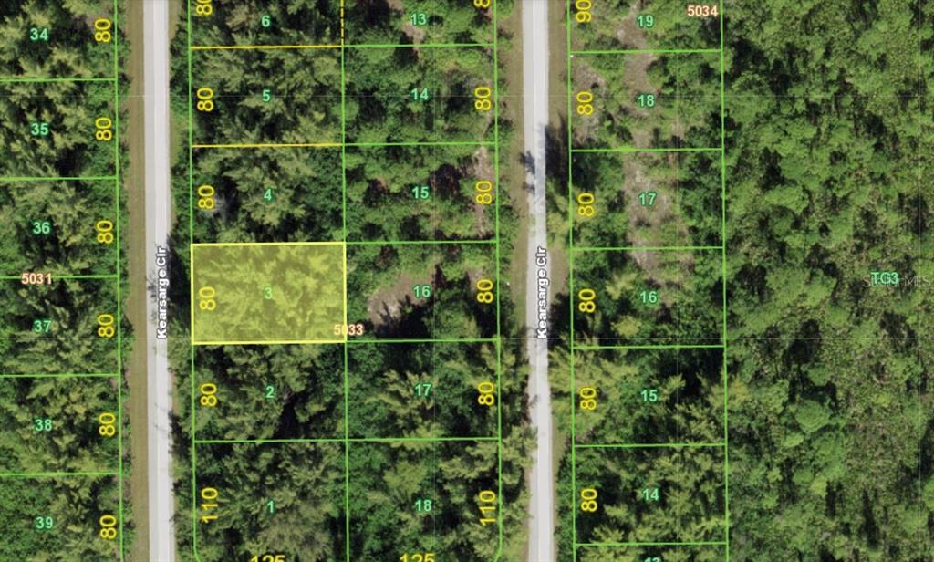 10799 Kearsarge Circle Property Photo