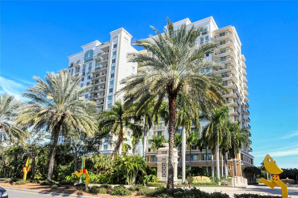 800 N TAMIAMI TRAIL #1111 Property Photo - SARASOTA, FL real estate listing