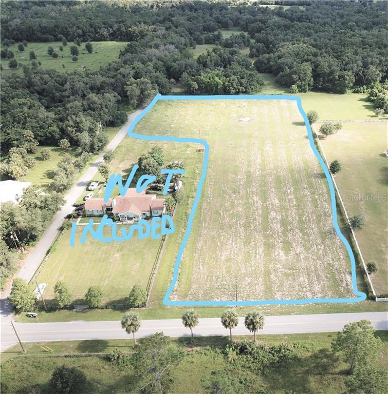 835 Horseshoe Creek Road Property Photo