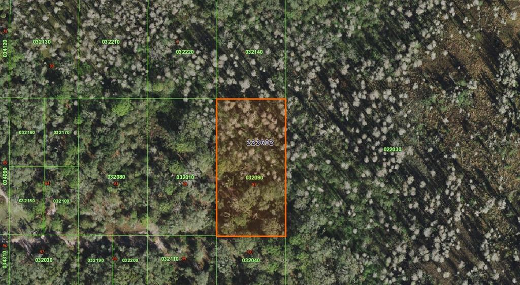 Inaccessible Tract Property Photo