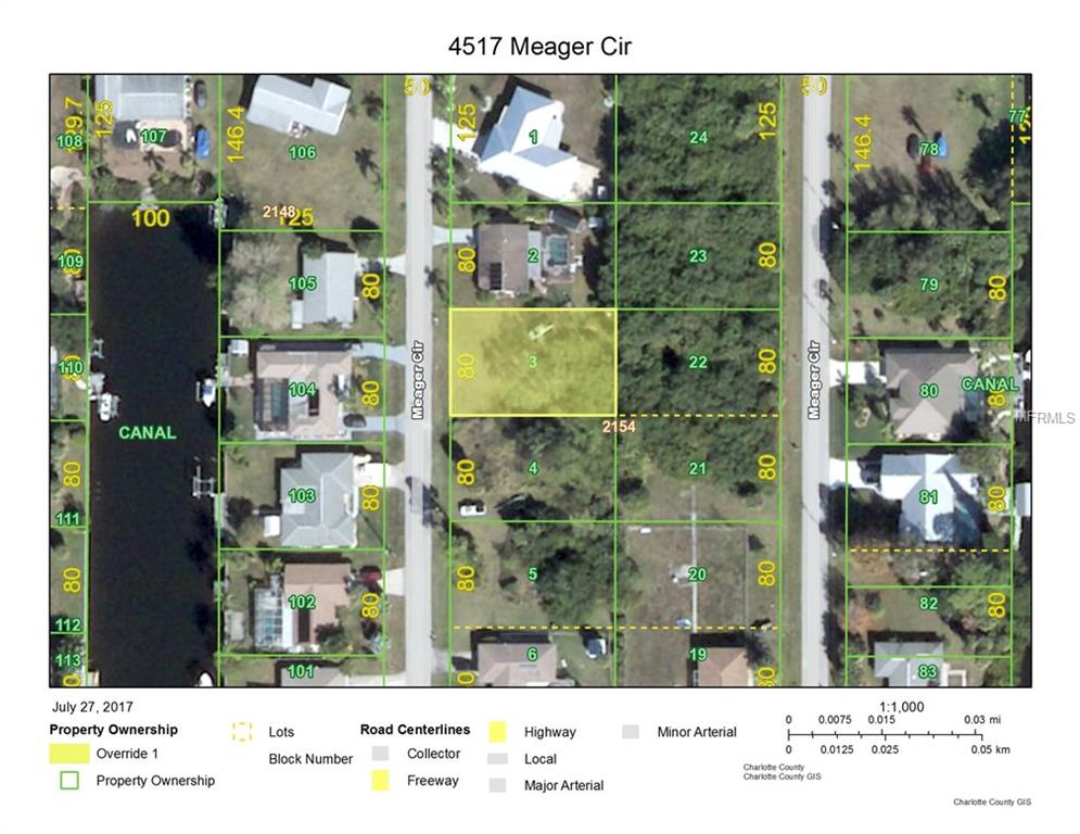 4517 Meager Circle Property Photo