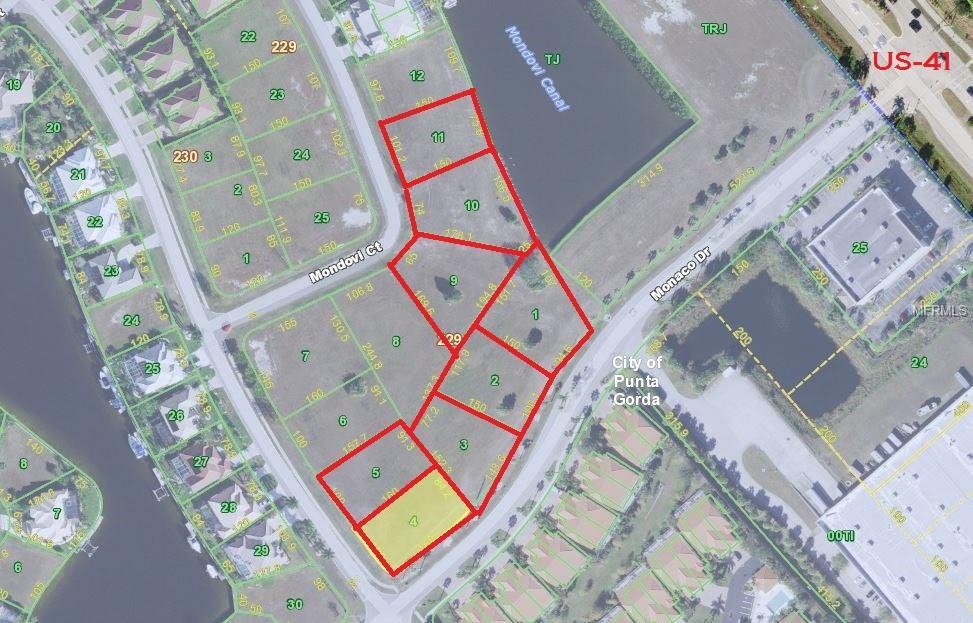 318 MONACO DR Property Photo - PUNTA GORDA, FL real estate listing
