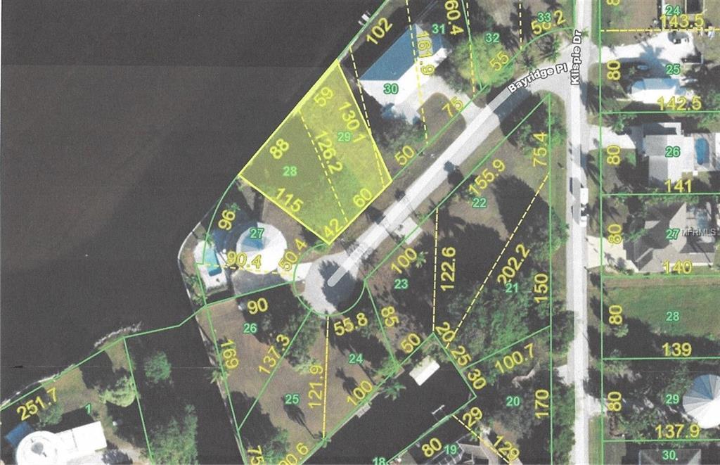319 BAYRIDGE PL Property Photo - PUNTA GORDA, FL real estate listing
