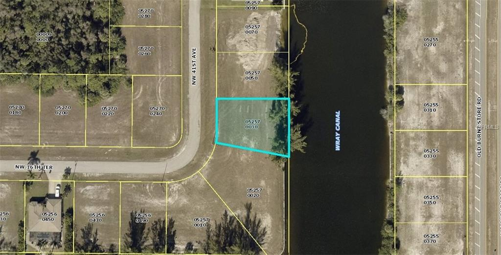 1627 NW 41ST AVE Property Photo - CAPE CORAL, FL real estate listing
