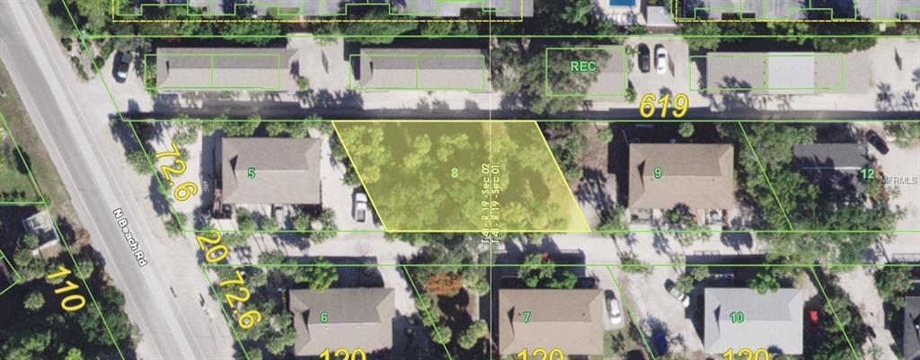 5047 N Beach Road Property Photo