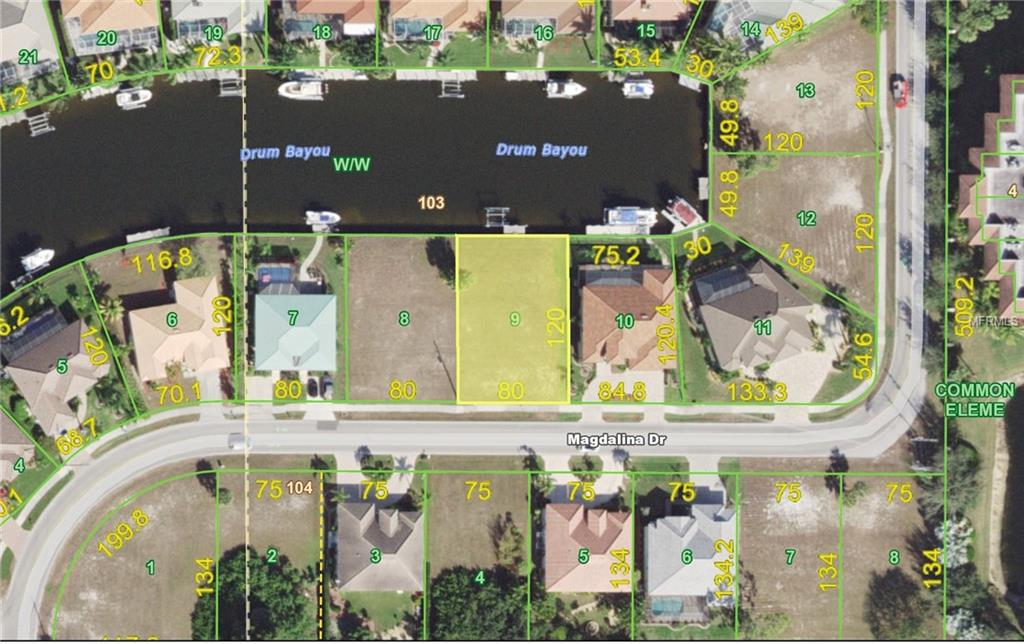 2322 Magdalina Drive Property Photo