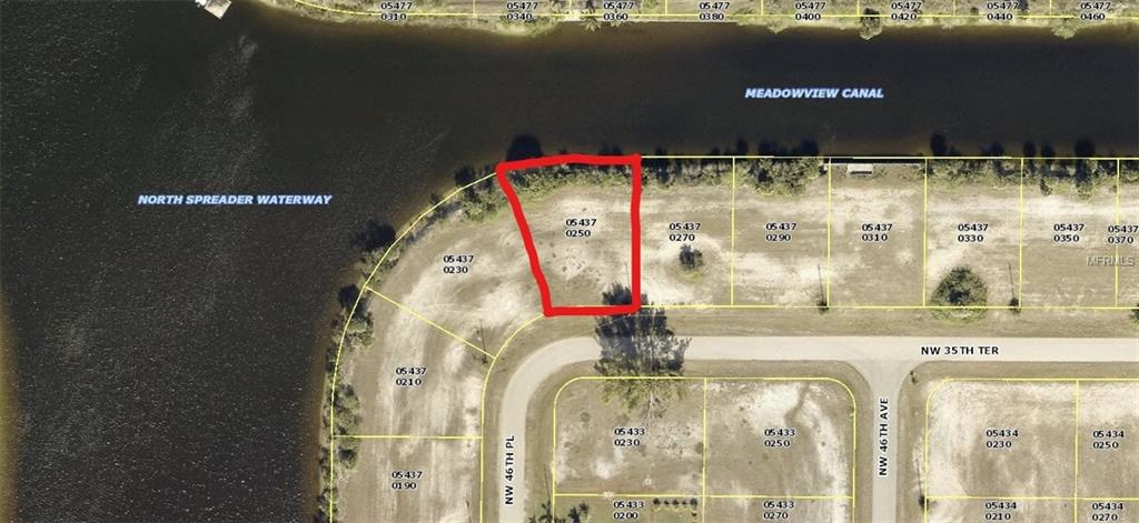 4613 NW 35TH TER Property Photo - CAPE CORAL, FL real estate listing
