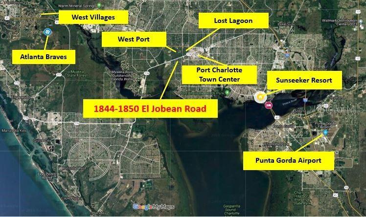 1844 El Jobean Road Property Photo