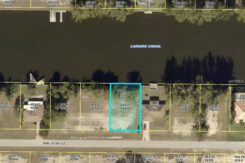 4129 NW 26TH ST Property Photo - CAPE CORAL, FL real estate listing