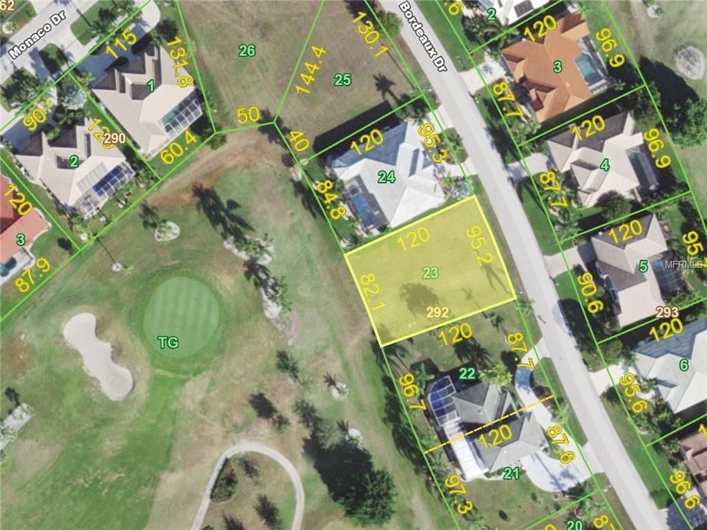 3719 Bordeaux Drive Property Photo