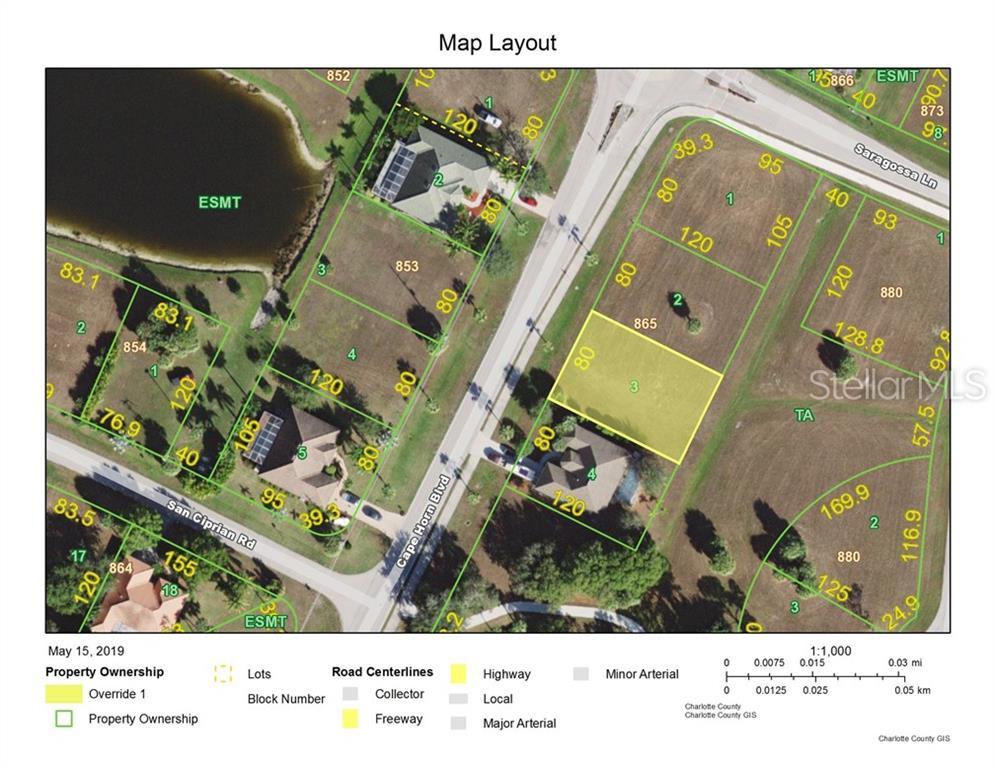 16506 Cape Horn Boulevard Property Photo