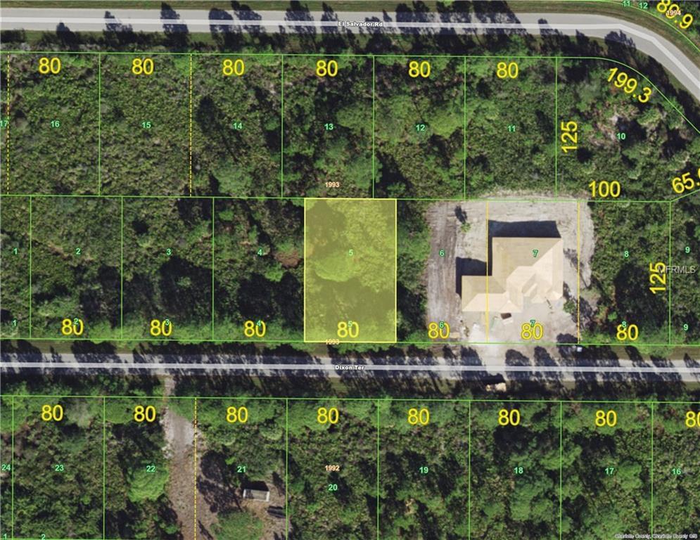 2693 Dixon Terrace Property Photo
