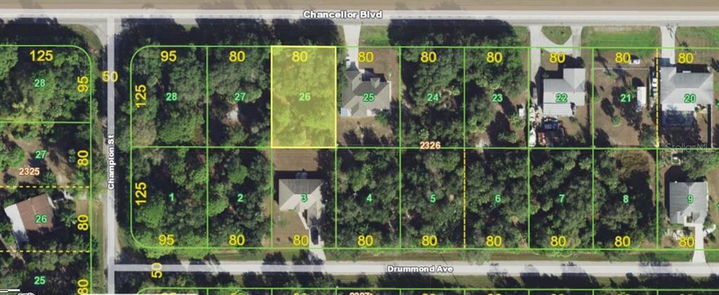 13325 Chancellor Boulevard Property Photo