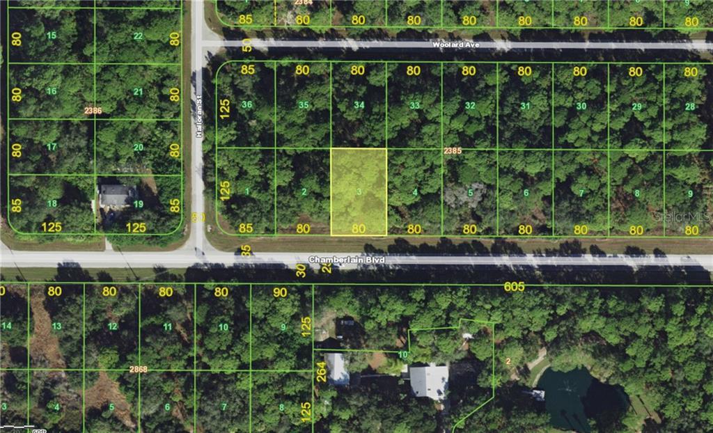 13076 CHAMBERLAIN BOULEVARD Property Photo