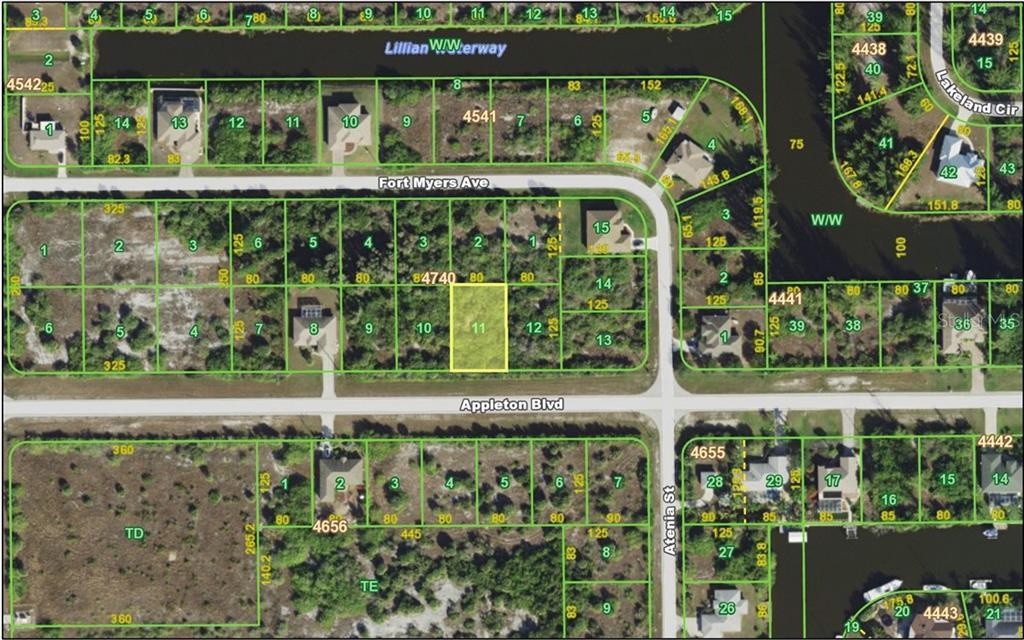 14430 APPLETON BLVD Property Photo
