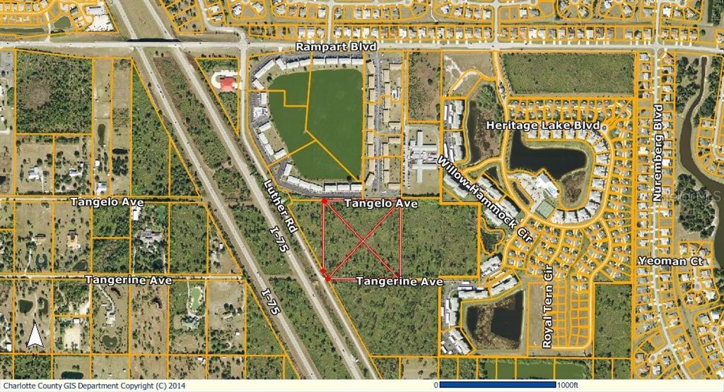 25276 TANGERINE AVENUE Property Photo - PUNTA GORDA, FL real estate listing